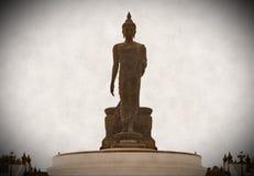 Estátua budista grande Fotos de Stock Royalty Free
