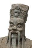 Estátua China em Emerald Buddha Banguecoque Tailândia Imagem de Stock Royalty Free