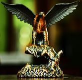 Estátua da águia Fotografia de Stock