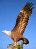 Estátua da águia, Langkawi, Malaysia Fotografia de Stock