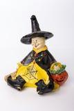 Estátua da bruxa Fotos de Stock