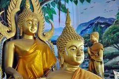 Estátua da Buda Fotografia de Stock Royalty Free
