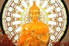 Estátua da Buda Fotografia de Stock