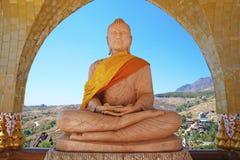 Estátua da Buda Foto de Stock