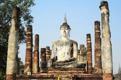 Estátua da Buda Imagem de Stock