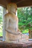 Estátua da Buda de Samadi, Sri Lanka Fotografia de Stock