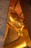 Estátua da Buda do ouro Imagem de Stock Royalty Free