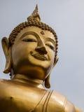 A estátua da Buda em Ásia Foto de Stock Royalty Free