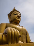 A estátua da Buda em Ásia Fotografia de Stock