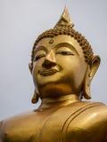 A estátua da Buda em Ásia Foto de Stock