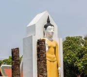 Estátua da Buda em Phitsanulok, Tailândia Imagem de Stock Royalty Free