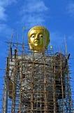 Estátua da Buda em Tailândia Ang Thong Imagem de Stock