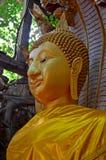 Estátua da Buda em Tailândia Ang Thong Foto de Stock