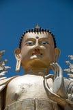 Estátua da Buda no monastério de Liker Fotografia de Stock