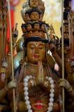 Estátua da Buda no wat Fotos de Stock