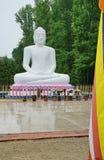 Estátua da Buda o em New-jersey centro budista de Vihara & de meditação Fotos de Stock Royalty Free