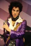 Estátua da cera do príncipe imagens de stock royalty free