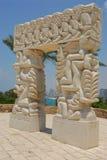Estátua da fé Foto de Stock Royalty Free