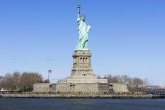 Estátua da liberdade Foto de Stock Royalty Free