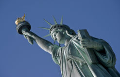 Estátua da liberdade. Fotografia de Stock