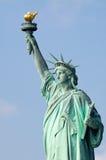 Estátua da liberdade Fotografia de Stock