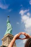 A estátua da liberdade Fotografia de Stock Royalty Free