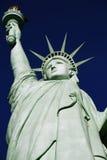 A estátua da liberdade, América, símbolo americano, Estados Unidos Fotografia de Stock