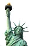 Estátua da liberdade de NY Fotos de Stock