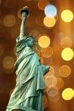 Estátua da liberdade de NY Imagem de Stock