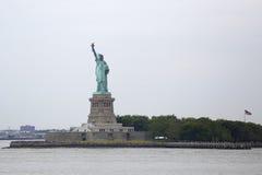A estátua da liberdade em New York Foto de Stock