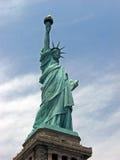 Estátua da liberdade em New York, 2008 Foto de Stock Royalty Free