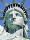Estátua da liberdade - Liberty Island, porto de New York, NY, Imagem de Stock