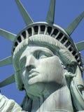 Estátua da liberdade - Liberty Island, porto de New York, NY Fotografia de Stock