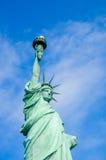 Estátua da liberdade, New York City, EUA imagem de stock