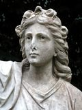 Estátua da mulher fotos de stock