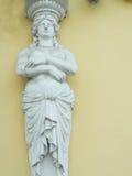 Estátua da mulher Foto de Stock