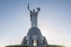 Estátua da pátria Foto de Stock Royalty Free
