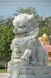 Estátua da pedra de Kylin Imagem de Stock Royalty Free