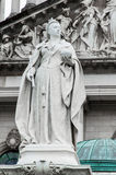 Estátua da rainha Victoria Fotografia de Stock Royalty Free