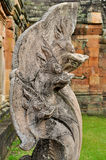 Estátua da serpente Imagem de Stock Royalty Free
