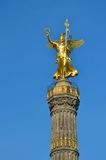 Estátua da vitória em Berlim Imagem de Stock Royalty Free