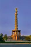 Estátua da vitória em Berlim Fotos de Stock
