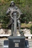 Estátua de Albert 1 Fotografia de Stock Royalty Free
