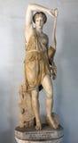 Estátua de Amazon ferido Fotografia de Stock Royalty Free