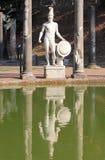 Estátua de Ares imagem de stock royalty free