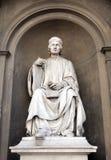 Estátua de Arnolfo di Cambio Fotografia de Stock