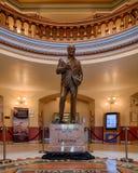 Estátua de Barry Goldwater imagem de stock