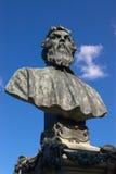 Estátua de Benvenuto Chellini Fotos de Stock Royalty Free
