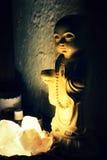 Estátua de Buda Fotografia de Stock Royalty Free