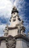 Estátua de Budapest imagem de stock royalty free